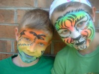 Royal Magic Events and Face Painting - Children's Party Magician in Asheville, North Carolina