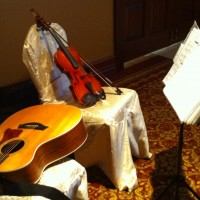 Royal Strings Violin/Guitar Duo - Bassist in Newport, Rhode Island