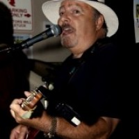 Roy Harkey - One Man Band in Ennis, Texas