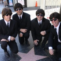 The Hollywood Beetles - Impersonator in Escondido, California