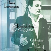 Russ Lorenson - Celebrating Tony Bennett - Rat Pack Tribute Show in Post Falls, Idaho