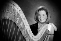 Ruth Hunter, Harpist