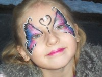 Ruth's Fab Faces - Face Painter in Dover, Delaware