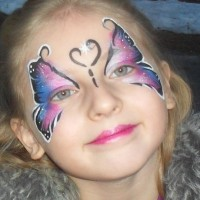 Ruth's Fab Faces - Face Painter / Princess Party in Millville, New Jersey