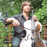 Ryan Reardon - Cellist in Greenville, South Carolina