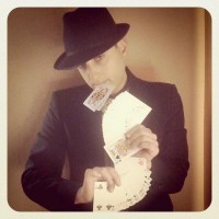 Ryan the magician - Pickpocket/Con Man Performer in Santa Barbara, California