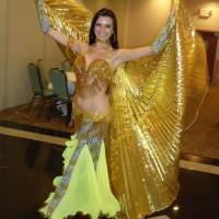 Sahara Belly Dancer - Dance in Gary, Indiana