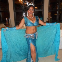 Saiedah Authentic Egyptian Belly dancer