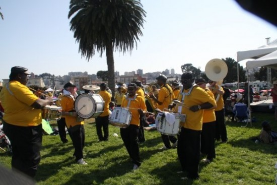 Fort Mason, S.F., Ca. Festival
