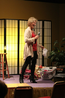 Sally Edwards - Clean Stand Up Comedy