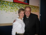 Comedian and Speaker Sally Edwards and Radio Host Steve Cochran