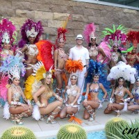 Samba Dancers Arizona - Casino Party in Louisville, Colorado
