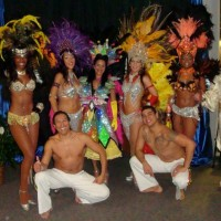 SAMBA DANCERS NYC - Drum / Percussion Show in Scarsdale, New York