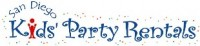 San Diego Kids' Party Rentals - Princess Party in San Diego, California