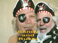Sandy & Rusty Thepirate