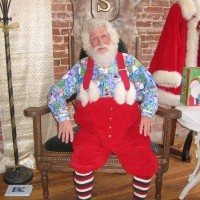 Santa Howie - Storyteller in Pueblo, Colorado