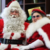 Santa & Mrs. Claus - Santa Claus in Erie, Pennsylvania