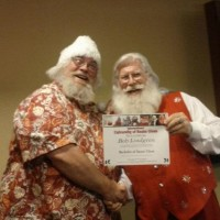 Santa Bob - Santa Claus in Lowell, Massachusetts