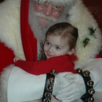 Santa - Santa Claus in Yuba City, California