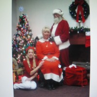 Santa Charlie - Santa Claus in Douglas, Arizona