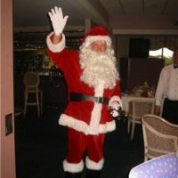 Santa Claus is in The Tampa Area! - Limo Services Company in Sarasota, Florida