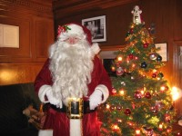 Santa Claus - Santa Claus in Gilbert, Arizona
