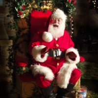 Santa Claus (Toymaker) - Santa Claus in Gainesville, Texas