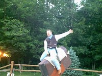 Hydrolic Bull - Bounce Rides Rentals in South Bend, Indiana