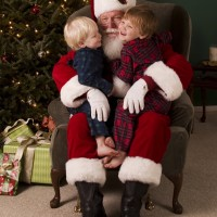 Santa Dave Banks - Santa Claus in Lewiston, Maine