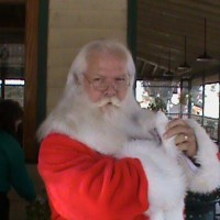 Santa David Hedgpeth - Santa Claus in Redlands, California