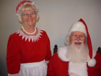 Santa Earl (Saint Nick) - Santa Claus in San Bernardino, California