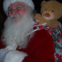 Santa Earl - Holiday Entertainment in Bartlesville, Oklahoma