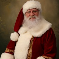 Santa Emmett Thomason - Santa Claus in Garland, Texas