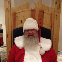 Santa Guy - Santa Claus in Marion, Indiana