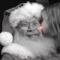 Santa in Arizona - Santa Claus in Sun City, Arizona