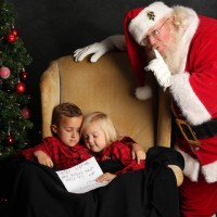 Santa Jac Grimes - Holiday Entertainment in Greensboro, North Carolina
