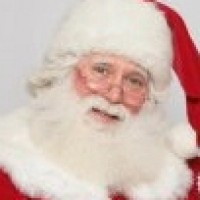 Santa Jim Clarke - Santa Claus in Malden, Massachusetts
