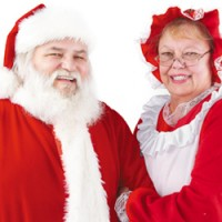 Santa Mike - Santa Claus in Amarillo, Texas