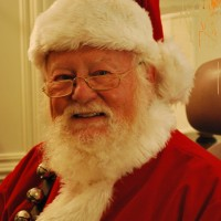 Santa Patrick - Santa Claus in Garland, Texas