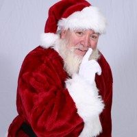 Santa Rick - Santa Claus in Lackawaxen, Pennsylvania