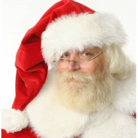 Santa Ron Breach - Santa Claus in San Bernardino, California