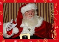 Santa Scott - Santa Claus in Princeton, New Jersey