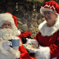 Santa Wayne - Santa Claus in Batavia, New York