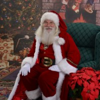 Santa - Santa Claus in Athens, Georgia