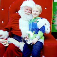 Santacam - Santa Claus in Bellingham, Washington
