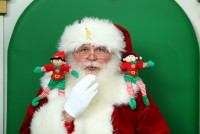 Santa Chuck - Santa Claus in Beckley, West Virginia