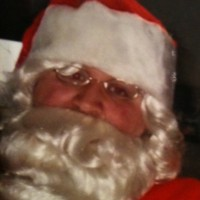 Santa's Big Helper - Santa Claus in Findlay, Ohio