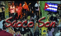 Saoco Son: Cuban Salsa Band - Latin Dancer in ,