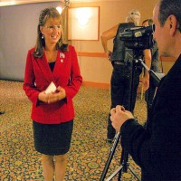 Sarah Palin Lookalike - Political Speaker in ,