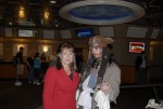 Palin and Johnnie Depp